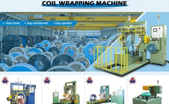 coil wrapping machines packing line